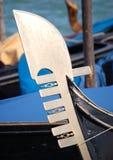 гондола venice смычка Стоковая Фотография RF