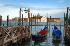 гондолы venetian Стоковые Изображения