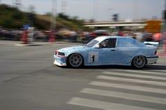 гонка автомобиля стоковое изображение rf