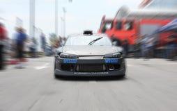 гонка автомобиля Стоковые Изображения RF