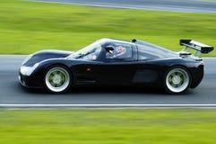 гонка автомобиля Стоковые Фотографии RF