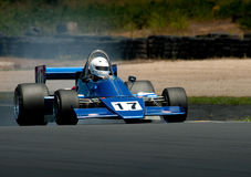 Гонка автомобильное McLaren M18 формулы 500 Стоковое Изображение