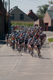 гонка велосипеда стоковые фото
