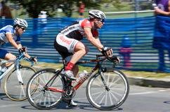 гонка велосипеда Стоковые Фотографии RF