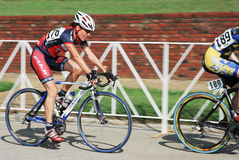 Гонка велосипеда 2 Стоковые Изображения