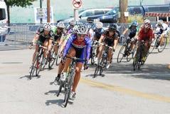 Гонка велосипеда 5 Стоковое Фото