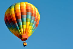 гонка воздушного шара горячая Стоковые Изображения