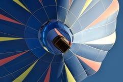 гонка воздушного шара горячая Стоковые Фото