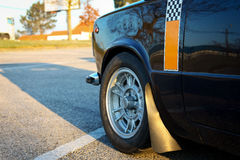 гонка детали автомобиля классицистическая Стоковая Фотография RF