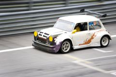 гонка классики автомобиля стоковая фотография rf