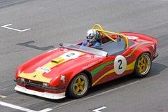 гонка классики автомобиля Стоковые Изображения RF