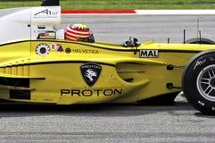 гонка Куала Лумпур Малайзии автомобиля 2006 a1 Стоковое Изображение
