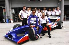 гонка Куала Лумпур Малайзии автомобиля 2006 a1 Стоковое фото RF