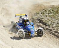 гонка прототипа Стоковые Фотографии RF