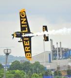 гонка самолета Стоковая Фотография RF