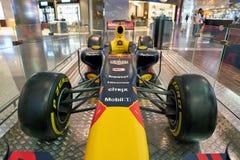 1 гонка формулы автомобиля Стоковое фото RF