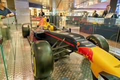1 гонка формулы автомобиля Стоковая Фотография RF