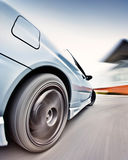 гонка японца автомобиля Стоковая Фотография RF