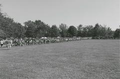 гонка Стоковые Фото