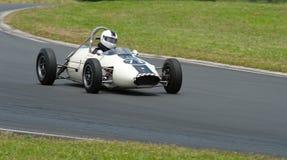 гонка 1961 gemini mk3a fj автомобиля Стоковые Изображения