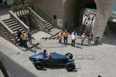гонка 2008 mille miglia marino san Стоковые Фотографии RF
