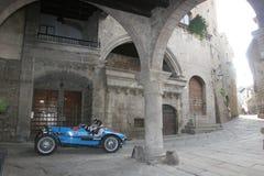 гонка 2008 mille miglia viterbo Стоковые Фотографии RF