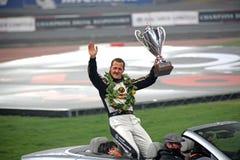 гонка 2009 чемпионов Стоковое фото RF