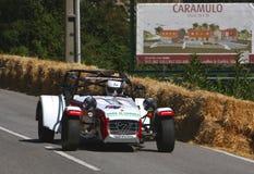 гонка 2009 caramulo автомобиля Стоковое фото RF