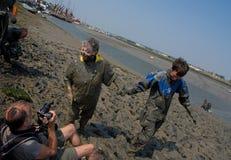 гонка 2011 грязи maldon Стоковое Фото