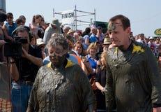 гонка 2011 грязи maldon Стоковые Фотографии RF