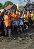 гонка 2011 грязи maldon стоковое изображение rf