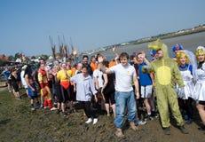 гонка 2011 грязи maldon стоковая фотография rf