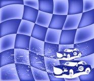 гонка Стоковая Фотография RF