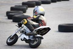 гонка bike карманная Стоковые Изображения RF