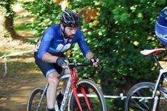Гонка Cyclocross Стоковые Фото