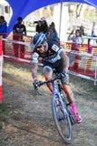 Гонка Cyclocross Стоковые Изображения RF