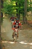 гонка enduro Стоковая Фотография RF
