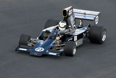 гонка lola формулы 5000 автомобилей Стоковая Фотография