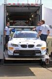 гонка m3 автомобиля bmw Стоковое Фото