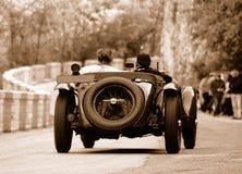 гонка mille miglia Стоковое Фото