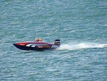 Гонки быстроходного катера Стоковая Фотография RF
