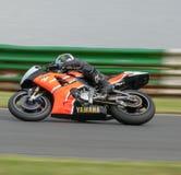 Гонки мотоцикла парка Mallory Стоковая Фотография RF