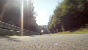 Гонки мотоцикла акции видеоматериалы