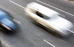 Гонки улицы Стоковая Фотография RF