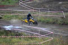 Гонки ATVs Стоковое фото RF