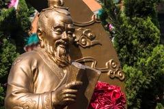 ГОНКОНГ, КИТАЙ - 11-ое декабря 2016: Бог замужества на Dece Стоковое Изображение RF