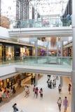 Гонконг: Мол IFC Стоковые Изображения RF
