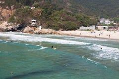 Пляж Tai длинний болезненный Стоковая Фотография RF