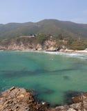 Пляж Tai длинний болезненный Стоковые Фото
