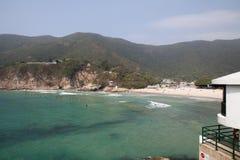 Пляж Tai длинний болезненный Стоковые Фотографии RF